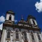 Iglesia de la Orden 3ª de San Francisco. Bahia. Brasil.