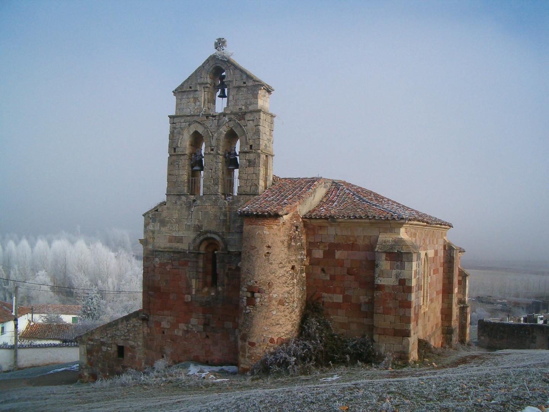Iglesia de Nogales de Pisuerga
