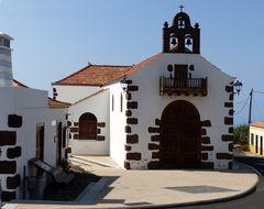 Iglesia de Nuestra Senora de Carmen - Las Tricias