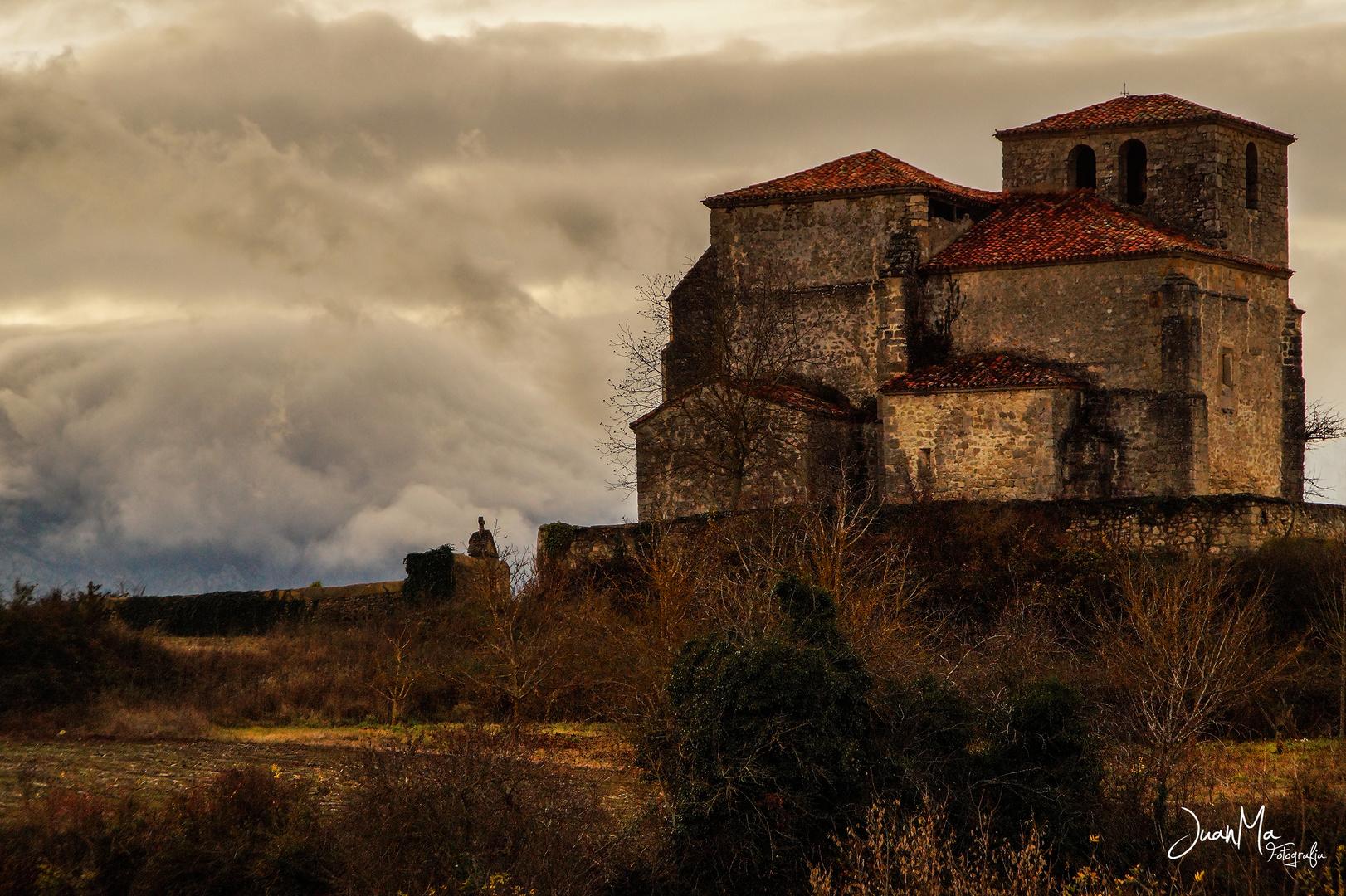 Iglesia de Ranedo. ( Burgos ).