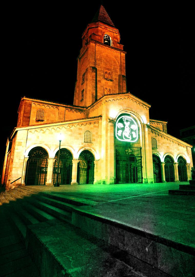 Iglesia de San Pedro de Gijón
