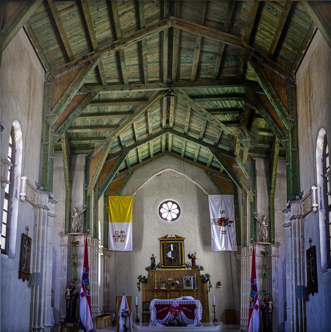 Iglesia de Ston - I