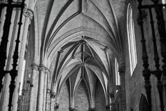 Iglesia del monasterio de San Benito el Real / Kirche des Klosters San Benito el Real