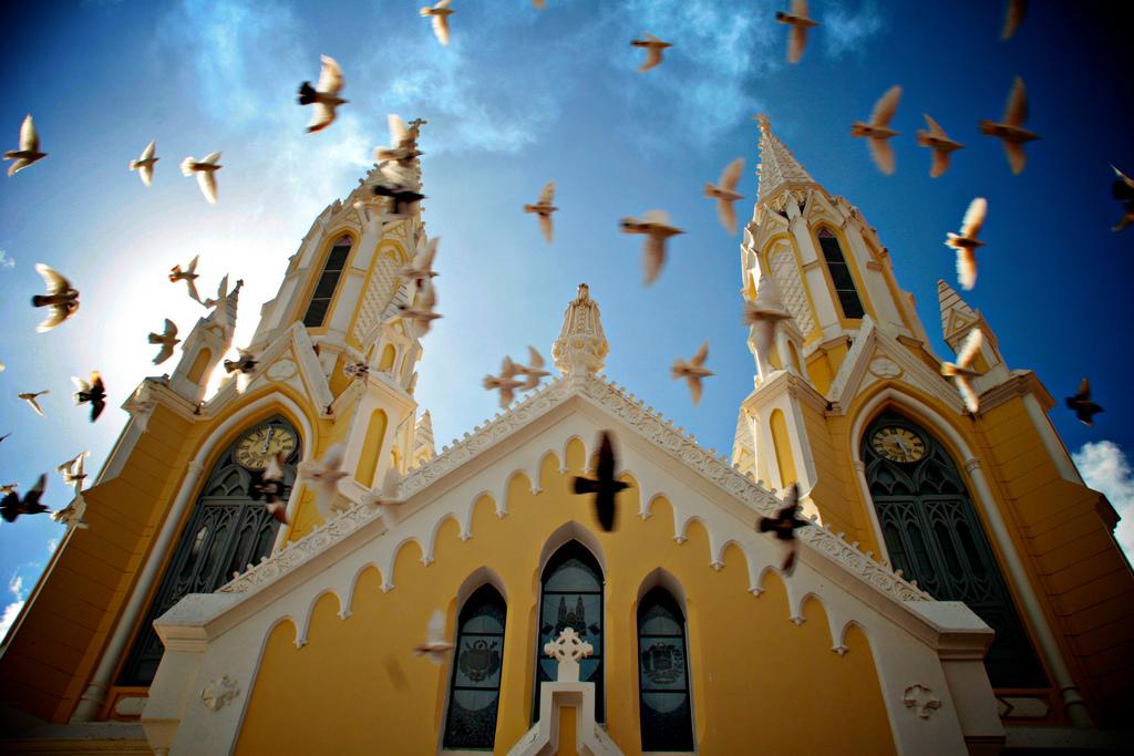 Iglesia del Valle