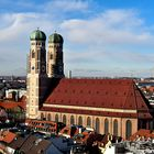 Iglesia Frauenkirche en Munich Alemania