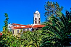 Iglesia Matriz de Santa Ana, Garachico