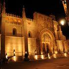 iglesia nocturna