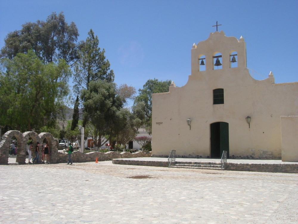 Iglesia Pueblo CAchi
