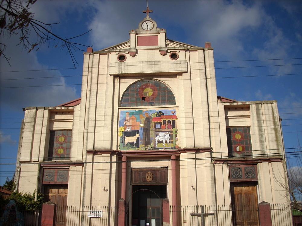 Iglesia San Francisco de Asis, Chillàn 2