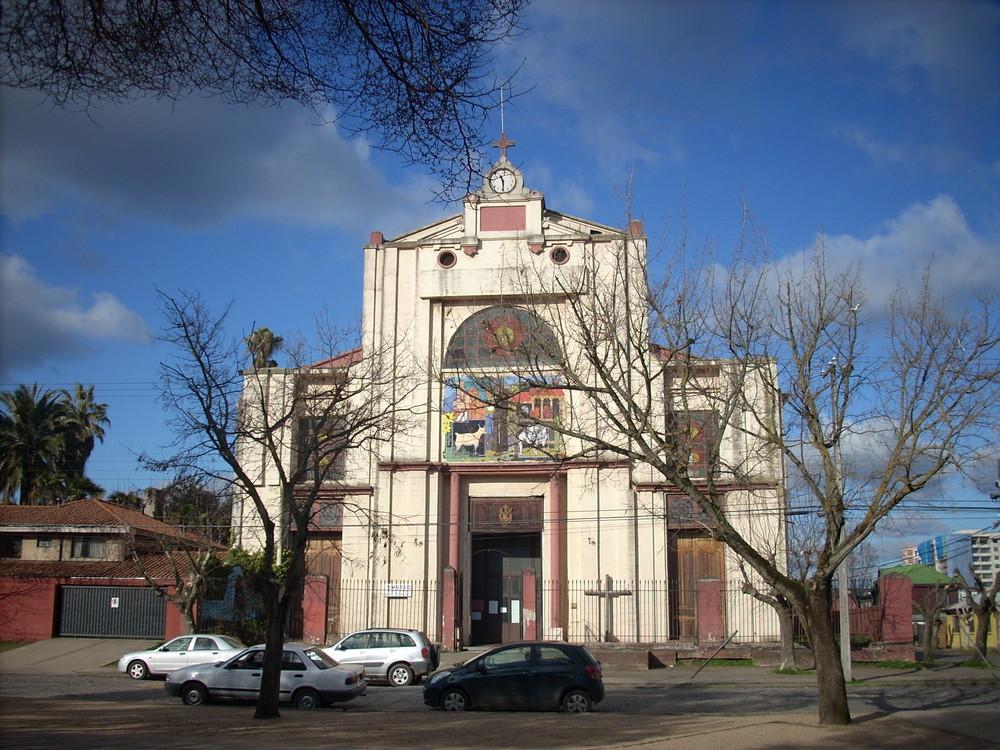 Iglesia San Francisco de Asis, Chillán