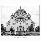 Iglesia Santo Sava en Belgrado