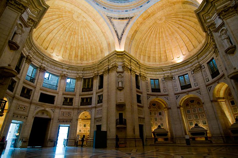 Igreja de Santa Engrácia, Lissabon