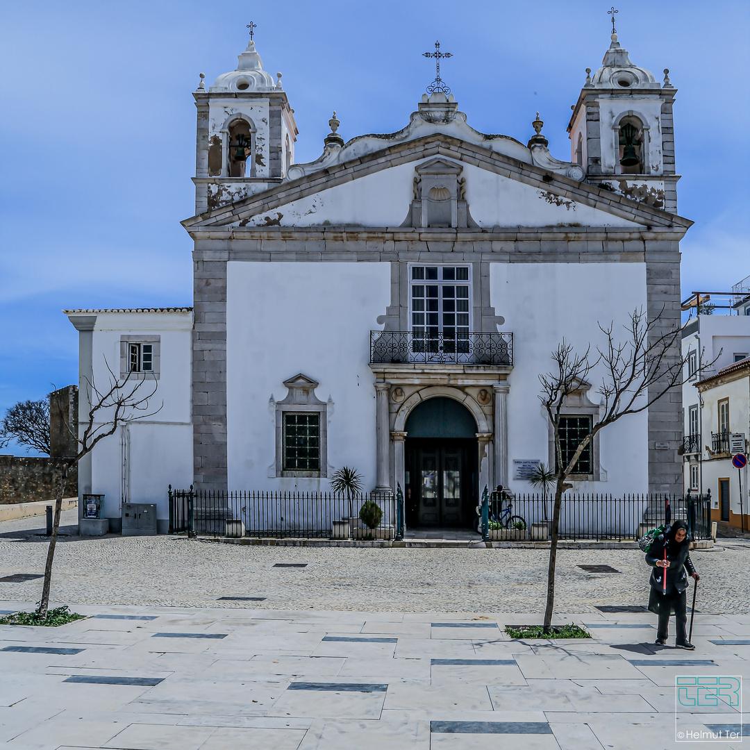 Igreja de Santa Maria de Lagos, Portugal