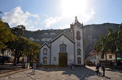Igreja de São Bento, Ribeira Brava