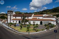 Igreja Nossa Senhora dos Anjos Aqua´de Pau