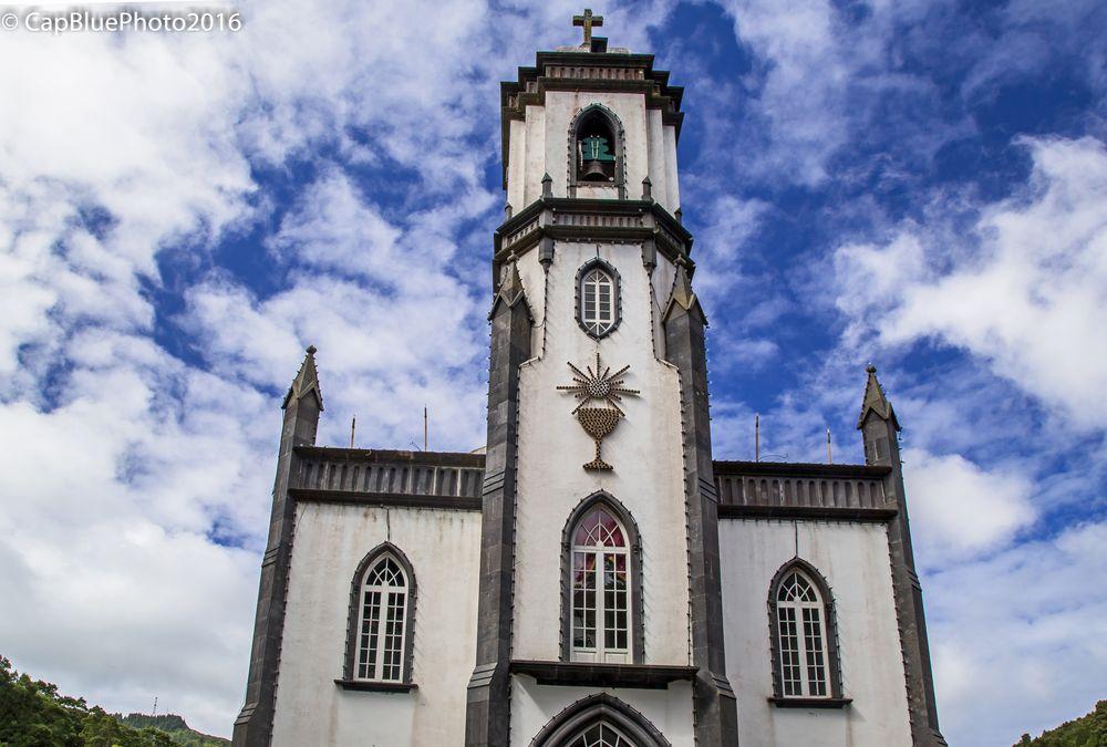 Igreja São Nicolau Sete Cidades
