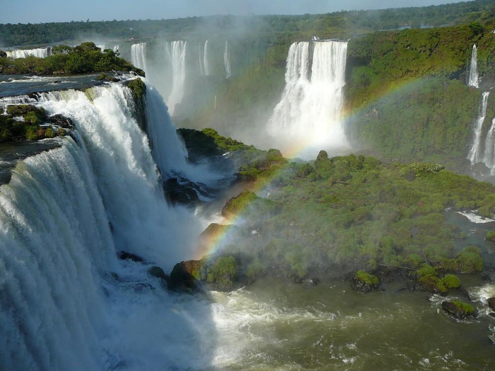 Iguaçu -- Iguacu Wasserfälle in Brasilien