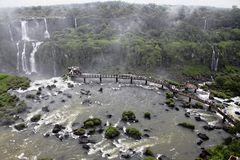 Iguazu, brasilianische Seite