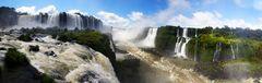 Iguazu Falls Panorama 2