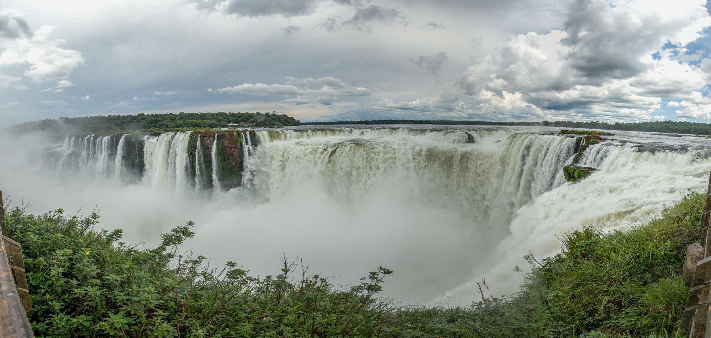 Iguazú - Garganta del Diablo