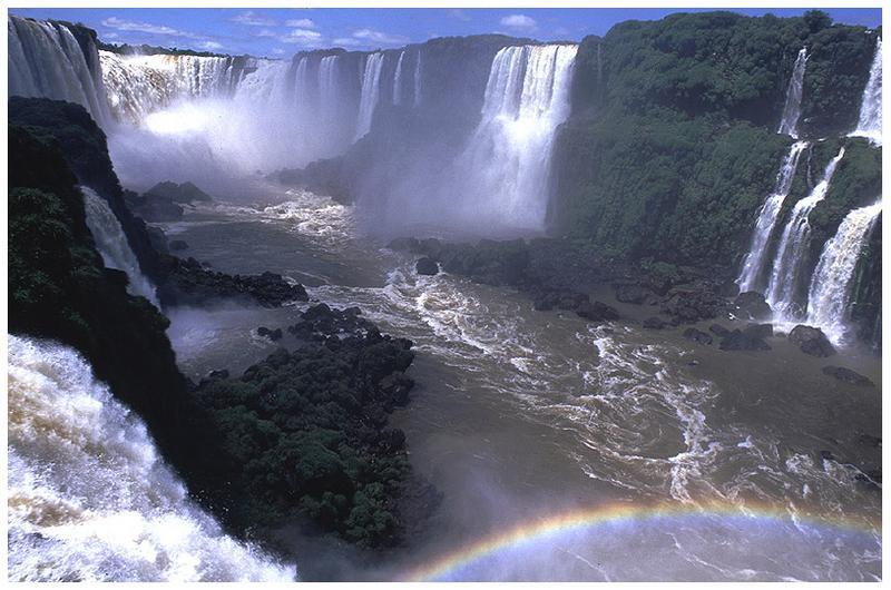 Iguazu - Gargantua del Diablo,