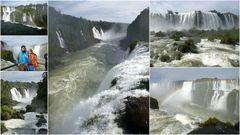 Iguazu- Wasserfälle
