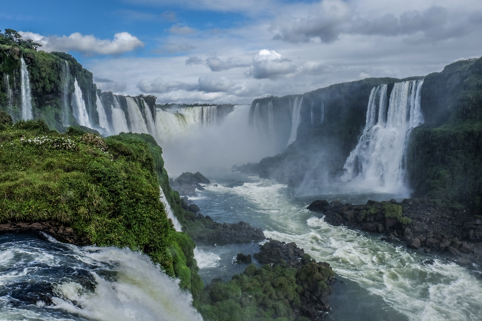 Iguazu Wasserfälle II