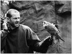 ... ihm wurde bewusst, dass er einen Vogel hatte ... nun war er ein wenig ratlos ...