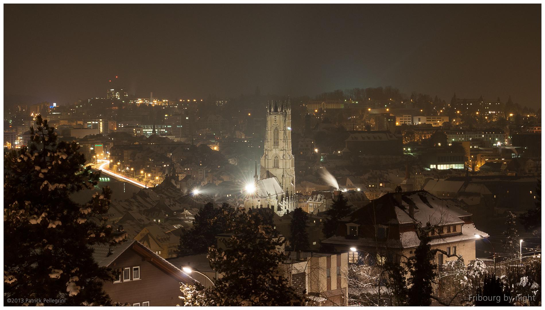 Içi c'est Fribourg ...