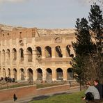 iI Colosseo ti incanta...