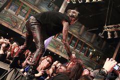 II Lord Of The Lost @ Dark End Festival, Stuttgart 28.12.2012