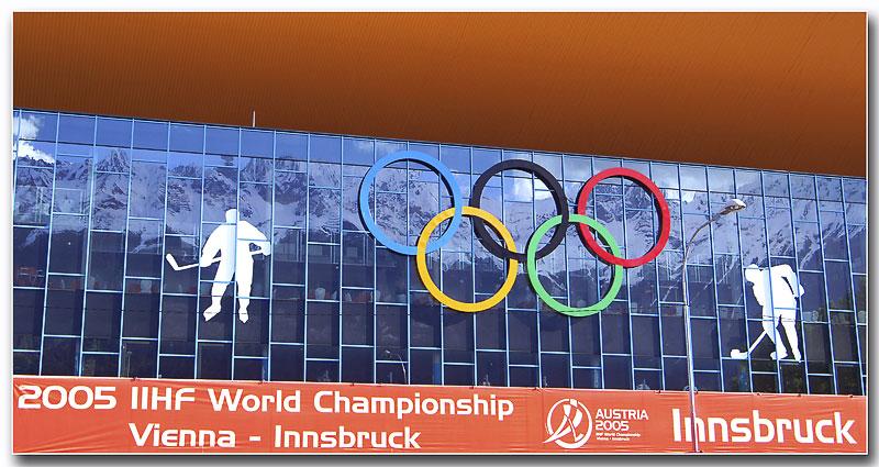 IIHF World Campionship in den Bergen