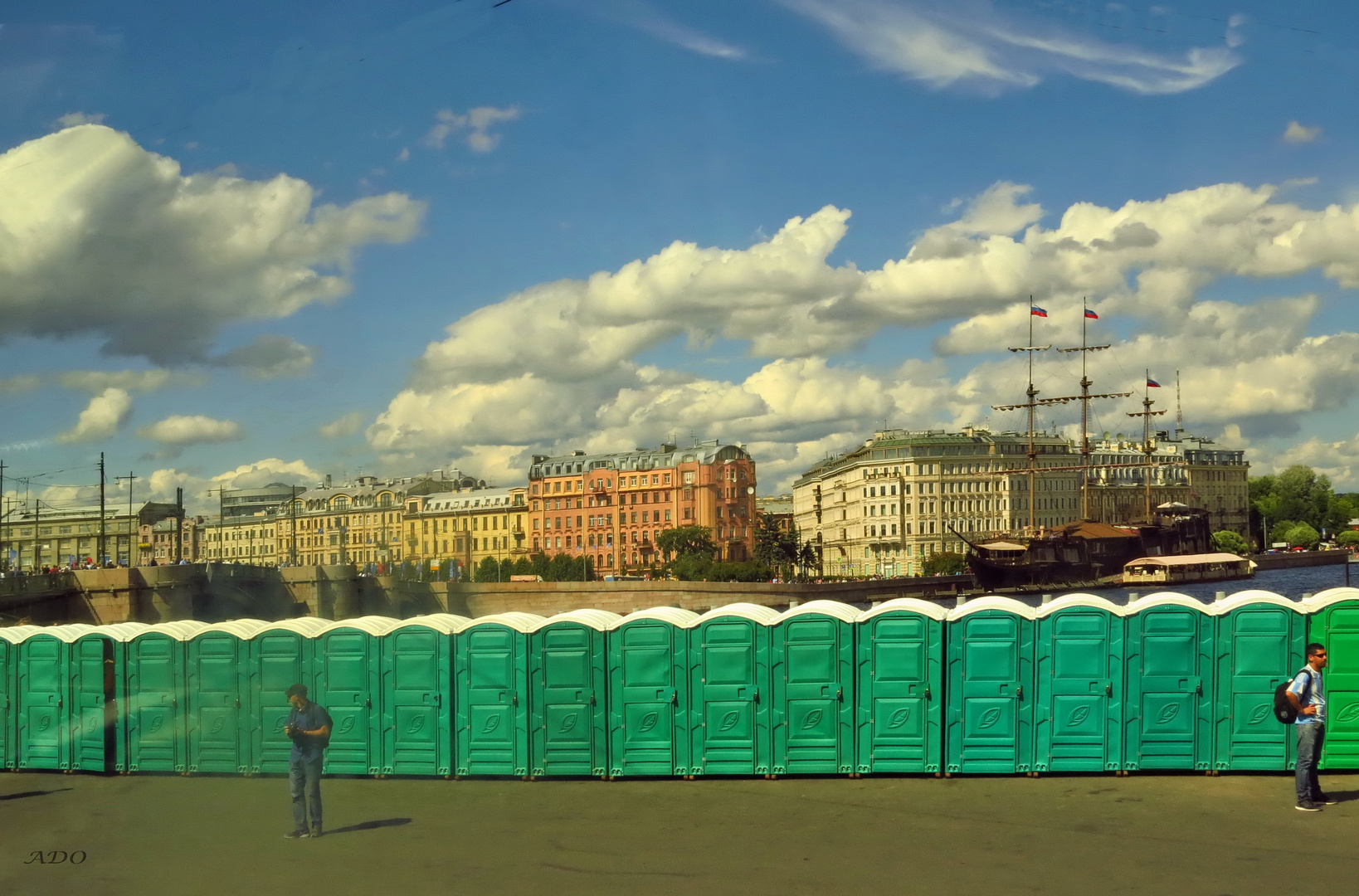 IIIIIIIIIII - St. Petersburg