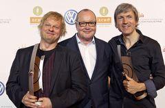 Iiro Rantala, Nils Landgren, Magnus Öström