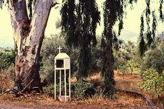 Ikonostasion / Wegkapelle / Griechenland. .DSC_8823