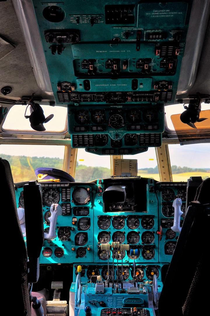 IL-62 DDR-SEG II