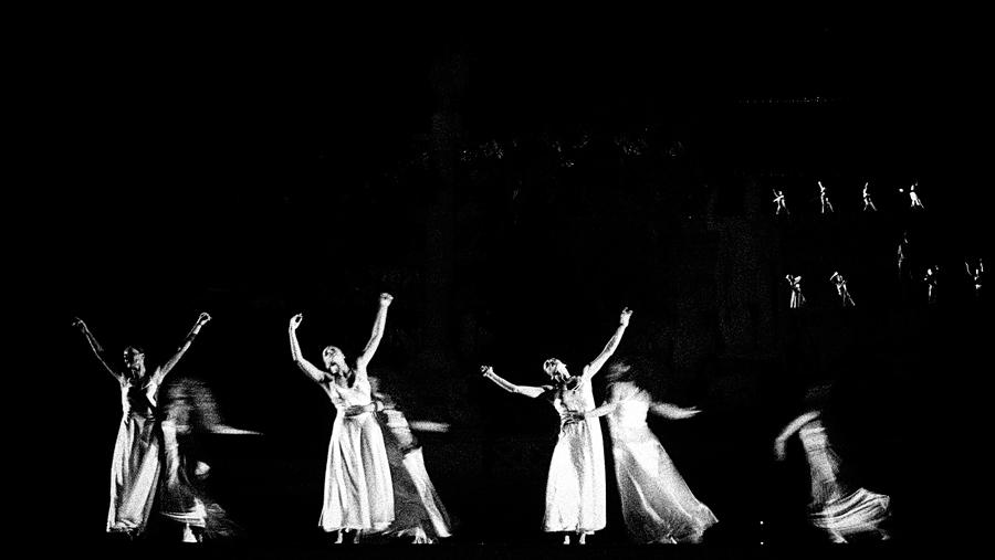 """""""Il balletto"""" di Franco Folgori"""