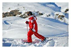 il bambino delle nevi