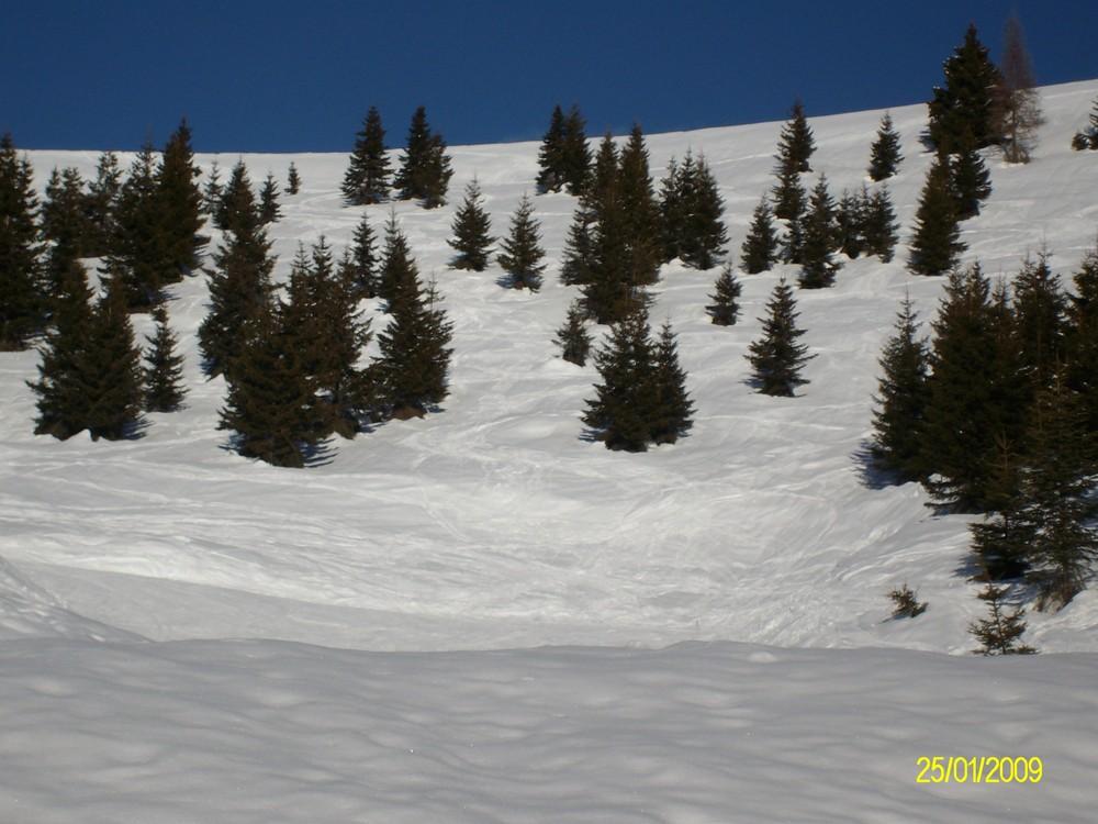 il bello della neve