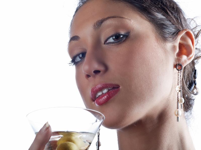 ...il bicchiere di liquore