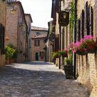 Il borgo di montegridolfo (1) CONSIDERATO TRA I PIU BELLI D'ITALIA