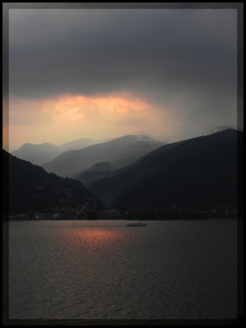 Il Buongiorno Del Lago Foto Immagini Paesaggi Laghi E