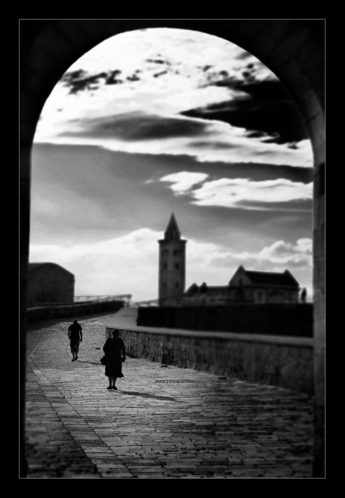 Il cammino..
