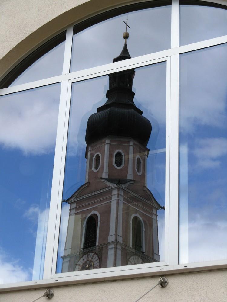 Il campanile di Castelrotto