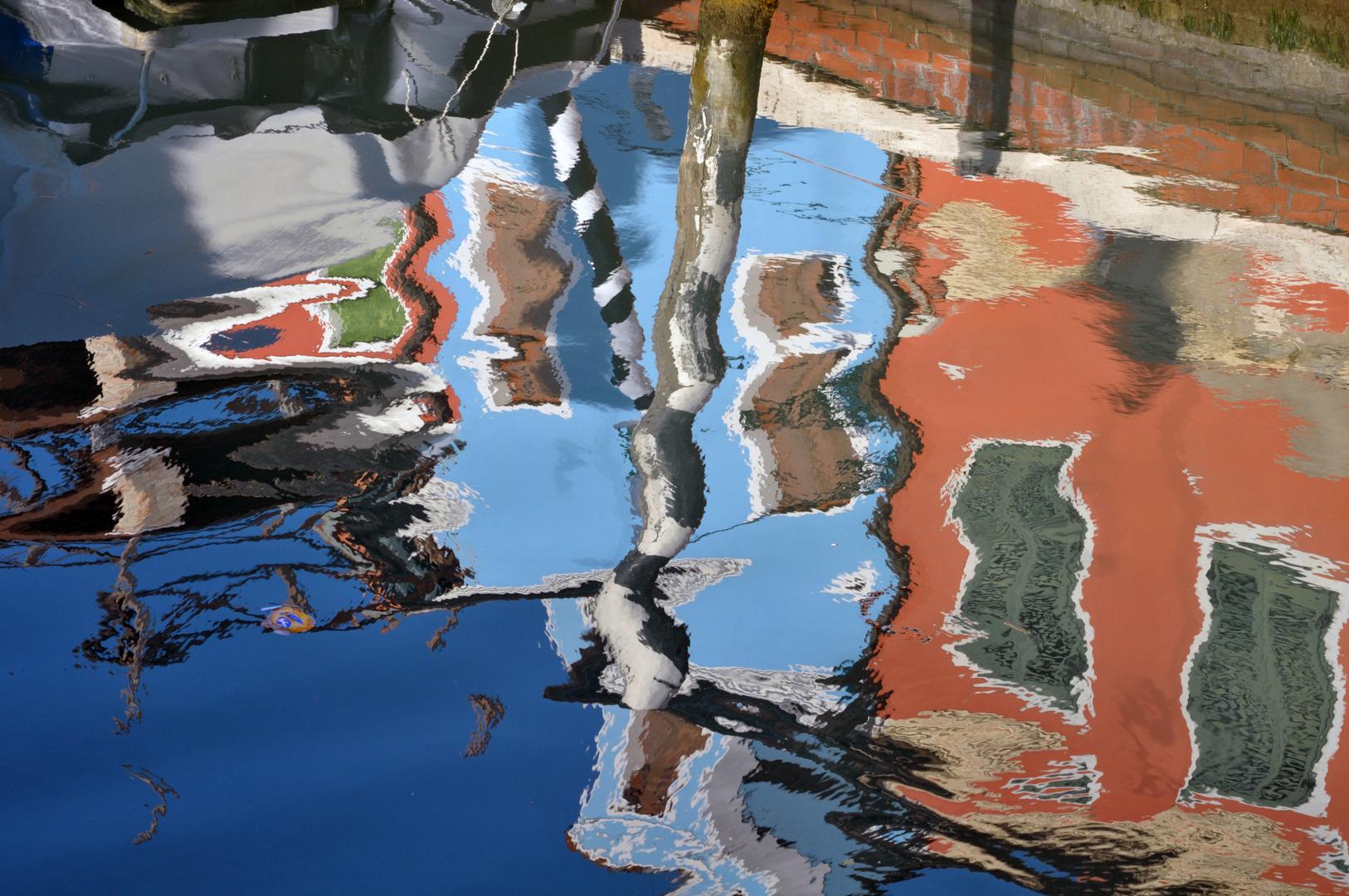 Il canale: un artista contemporaneo