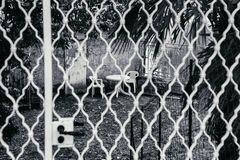 Il cancello bianco