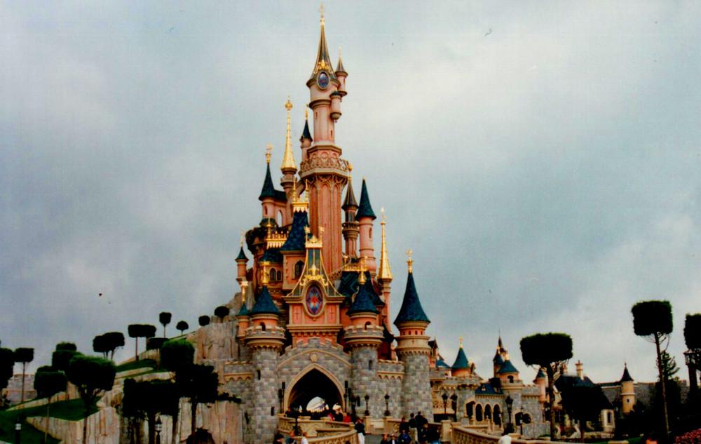 il castello di biancaneve
