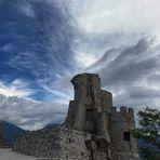 Il castello normanno di Morano Calabro