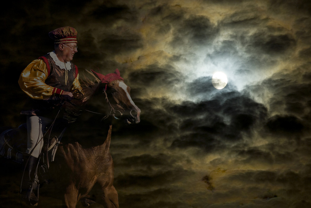 Il Cavaliere e la Luna