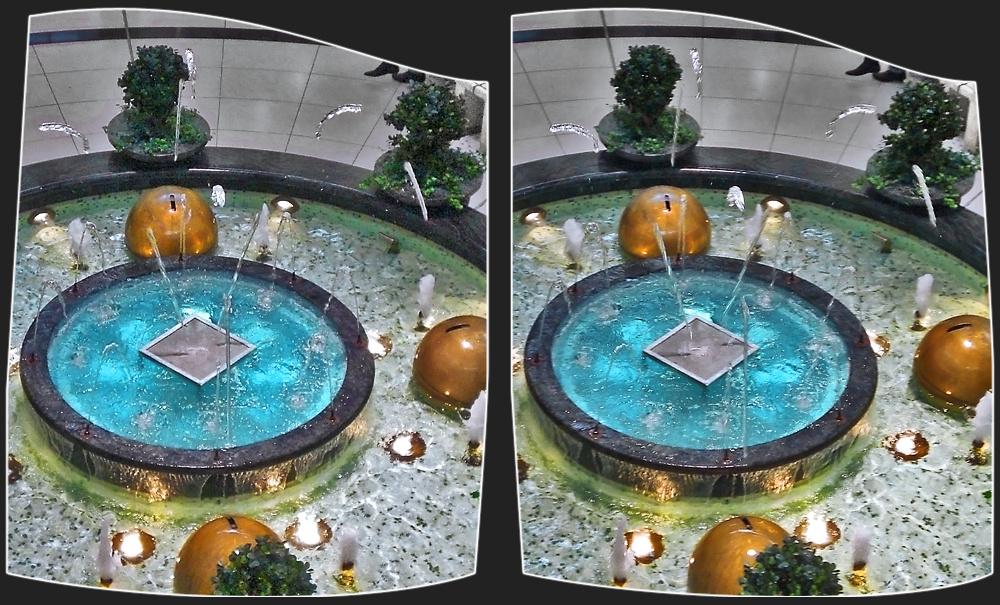 Il centro commerciale 3D